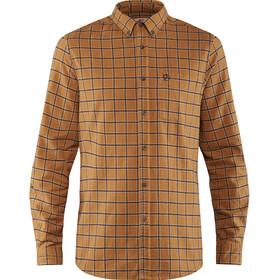 Fjällräven Övik Flannel Shirt Men acorn